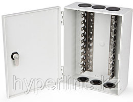 Hyperline KR-INBOX-100-NK Коробка распределительная на 100 пар, 275х205х105 мм, IP 30