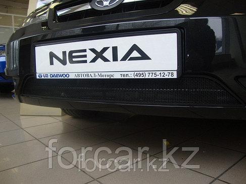 Защита радиатора Daewoo Nexia с 2010 - black, фото 2
