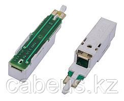 Krone 5909 1 063-40 Штекер комплексной ступенчатой защиты CP HGB 180 (1 комплект = 10 шт.+ 1 шинa заземления
