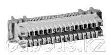 Krone 6089 1 121-06 Плинт размыкаемый LSA PROFIL, на 10 пар, маркировка 0-9, без цветового обозначения