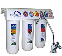 Фильтр для питьевой воды Гейзер БИО фильтр под мойку