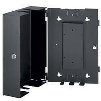 PANDUIT WMCPE Точка консолидации 110 типа (алюминиевый корпус), монтаж на стену, 87.4 мм х 336 мм х 230.6 мм
