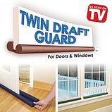 Защита от пыли и сквозняка Twin Draft Guard, фото 3