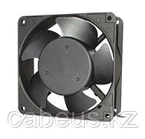 Hyperline KL-FAN-120x120x38-AC220-B28 Вентилятор 120x120x38mm, 230 V, тихий 28dB, подшипник, разъем под кабель