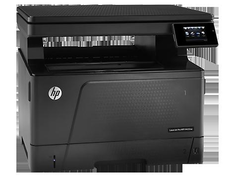 МФУ HP LaserJet Pro M435nw B (Лазерный А3 Монохромный (черно - белый) USB Ethernet Wi-fi Планшетный) A3E42A