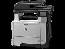 МФУ HP LaserJet Pro M521dn B (Лазерный A4 Монохромный (черно - белый) USB Ethernet Планшетный) A8P79A