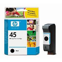 Картридж HP Europe/51645A/Чернил/№45/черный/42 мл