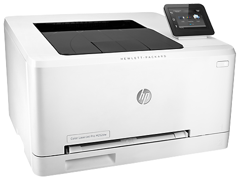 HP Color LaserJet Pro 200 M252dw Printer (A4)