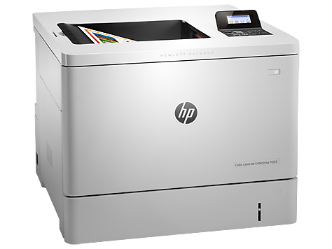 Принтер HP Color LaserJet Enterprise M553dn (А4, Лазерный, Цветной, USB, Ethernet) B5L25A