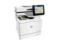 МФУ HP Color LaserJet Enterprise MFP M577F (Лазерный A4 Цветной USB Ethernet Планшетный) B5L47A