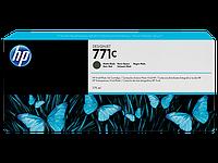 Струйный картридж HP 771с (Оригинальный, Матовый черный - Matte black) B6Y07A