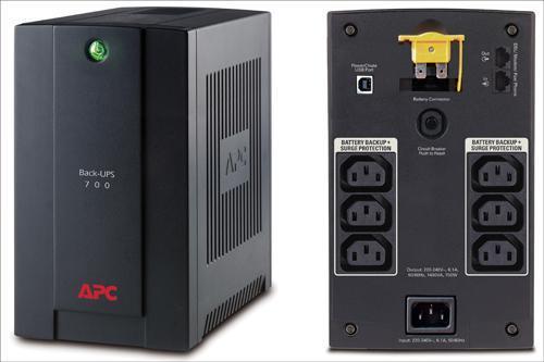 ИБП APC BX700UI