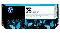 Струйный картридж HP 727 (Оригинальный, Матовый черный - Matte black) C1Q12A