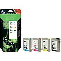 Набор чернильных картриджей № 940XL для Officejet Pro 8000 C2N93AE