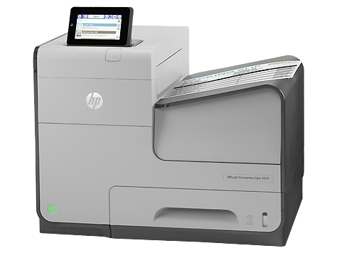 HP Officejet Ent Color X555dn Printer (A4)