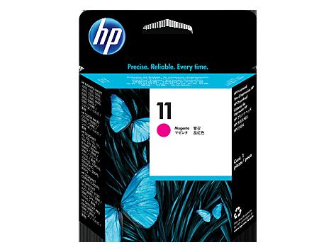 Печатающая головка HP 11 (Пурпурный - Magenta) C4812A