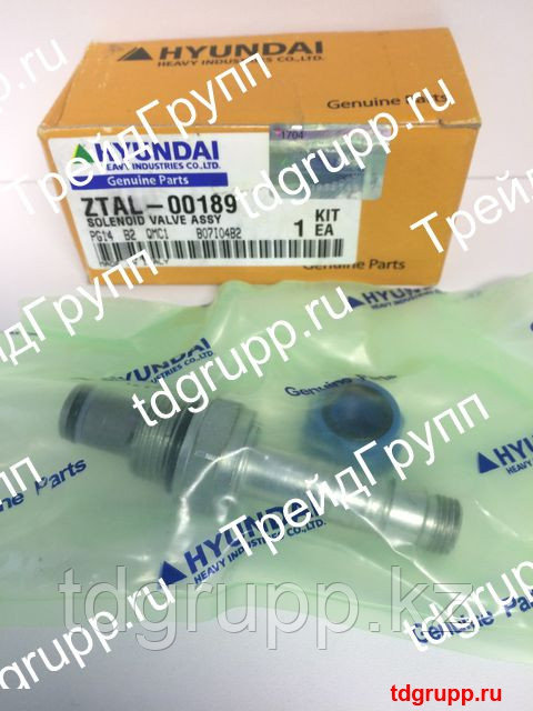 ZTAL-00189 Клапан Hyundai H940S