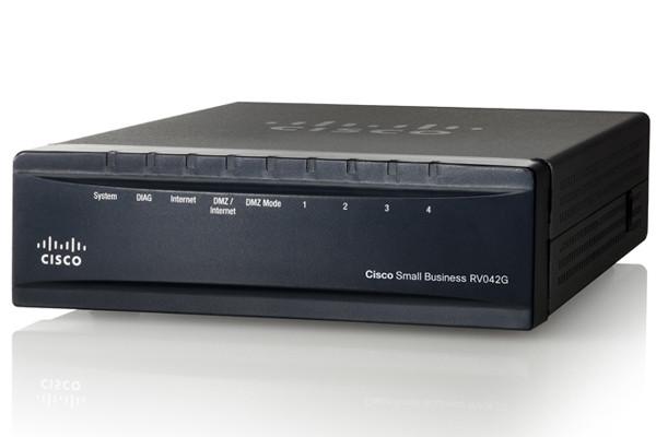 Роутер Cisco RV042G-K9-EU