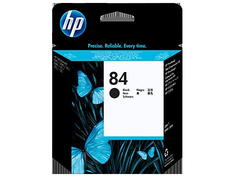 Печатающая головка HP 84 (Черный - Black) C5019A