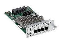 Модуль Cisco NIM-4FXS=