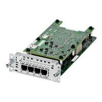 Модуль Cisco NIM-4BRI-NT/TE=