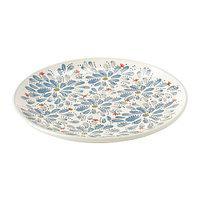 Тарелка десертная ФИНСТИЛТ, с рисунком IKEA  ИКЕА         , фото 1
