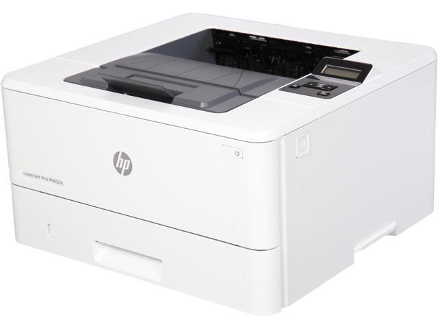 Принтер HP LaserJet Pro M402n B (А4, Лазерный, Монохромный (черно - белый), USB, Ethernet) C5F93A