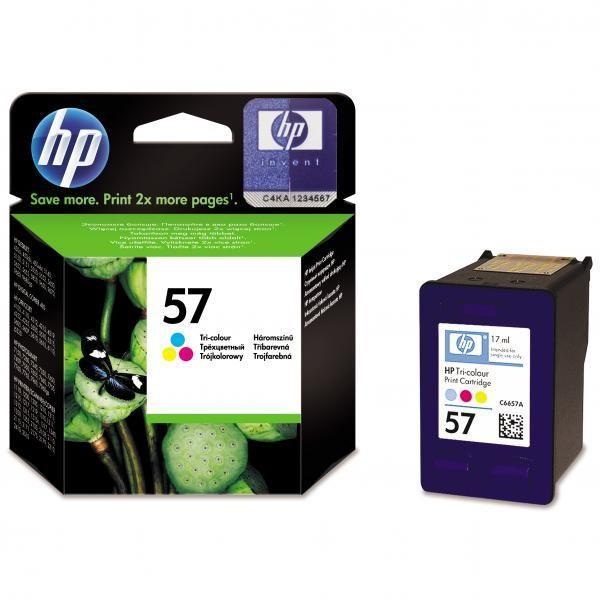 Струйный картридж HP 57 (Оригинальный, Цветной) C6657AE