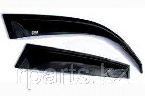 Дефлекторы боковых окон Chevrolet Cruze