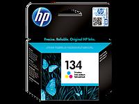 Струйный картридж HP 134 (Оригинальный, Цветной) C9363HE