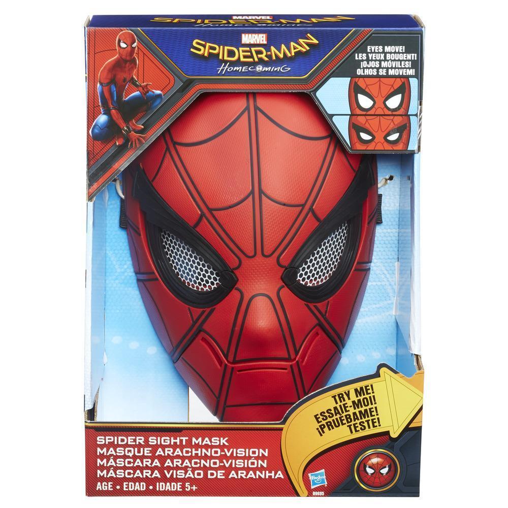 "Hasbro ""Spider-Man Homecoming"" Интерактивная маска Человека-Паука (движение)"