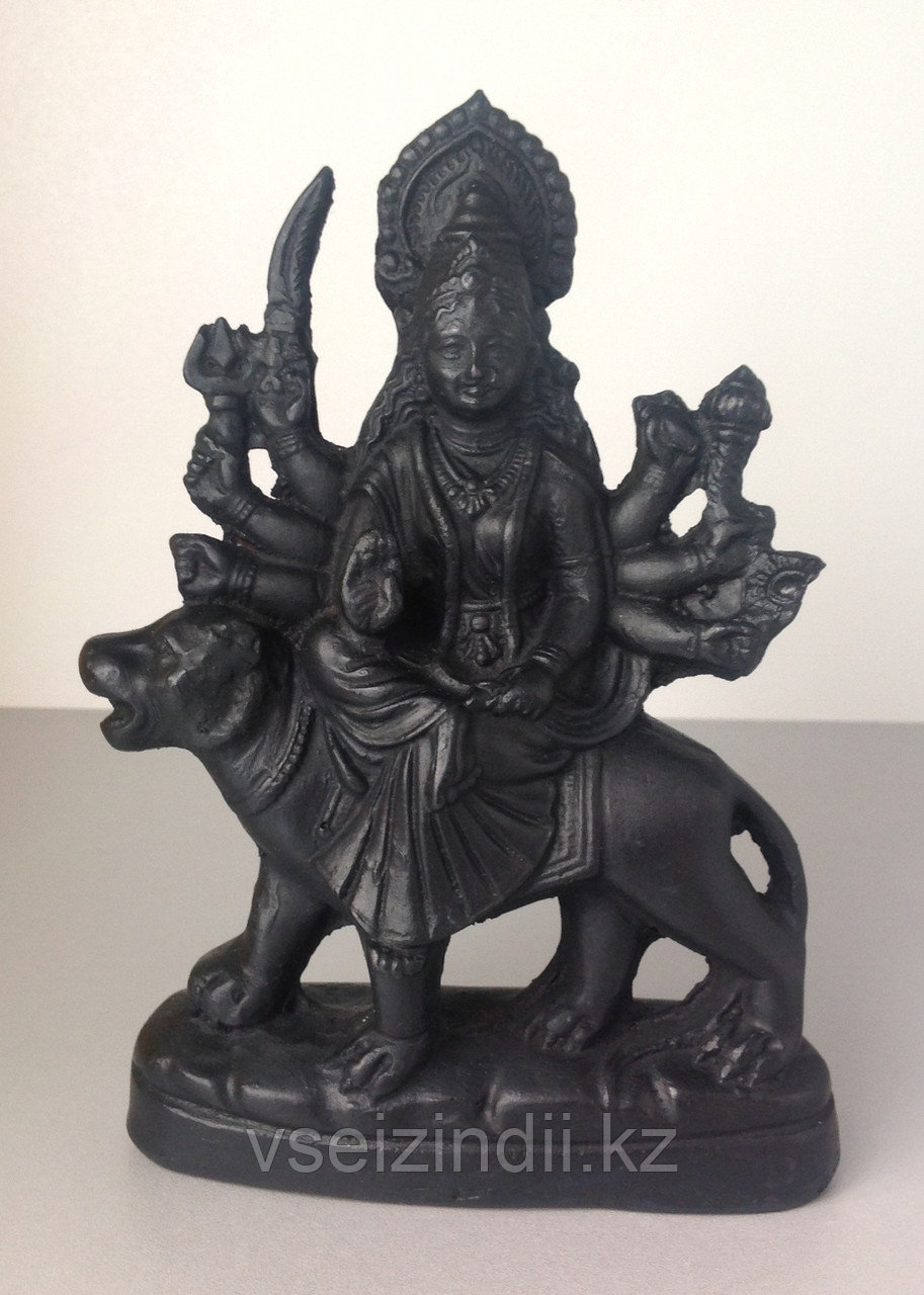 Статуэтка Дурга, глина, высота 18 см