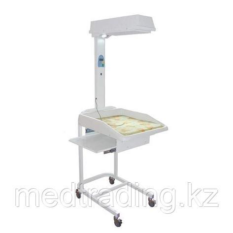 Стол для санитарной обработки новорожденных АИСТ-1 (с матрацем), фото 2