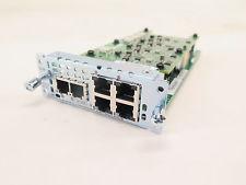 Модуль Cisco NIM-2FXS/4FXO=