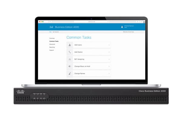 Сервер Cisco BE4S-V-K9