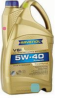 Моторное масло RAVENOL VSI 5w40 4 литра
