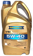 Моторное масло RAVENOL VSI 5w40 5 литров