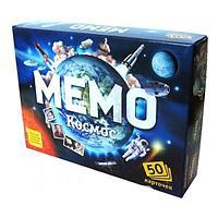 Настольная игра МЕМО Космос, фото 1