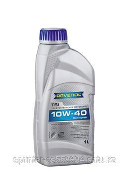 Моторное масло RAVENOL TSI 10W40 1 литр
