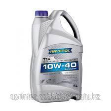 Моторное масло RAVENOL TSI 10W40 5 литров