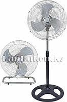 Вентилятор электрический FS-4521 2 в 1 напольный и настольный