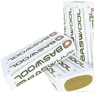 Базальтовая теплоизоляция BASWOOL РУФ