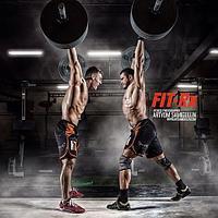 Поступление новой продукции Fit-Rx. За гранью силы.