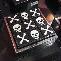 Крестики-нолики Черепа OXO Game Skulls