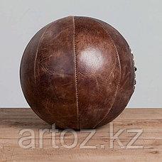 Баскетбольный мяч, кожаный  Basketball, фото 3