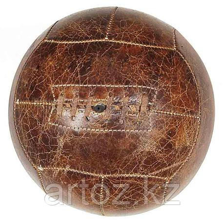 Футбольный мяч, кожаный гигантский  Football Giant, фото 2