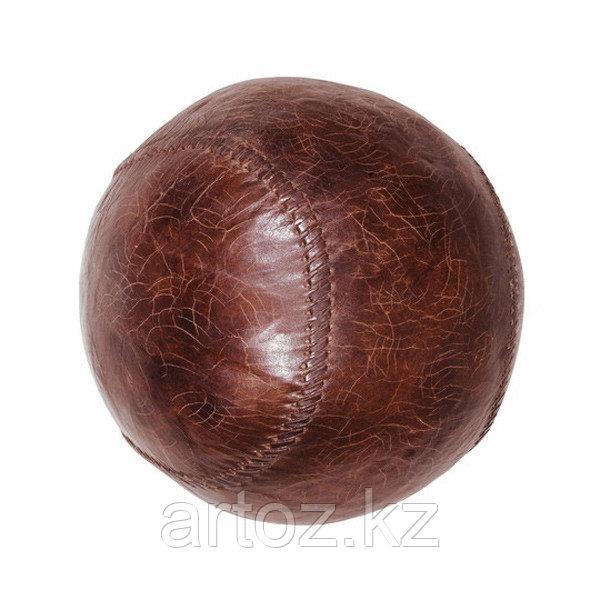 Теннисный мяч, кожаный огромный  Giant Tennis Ball