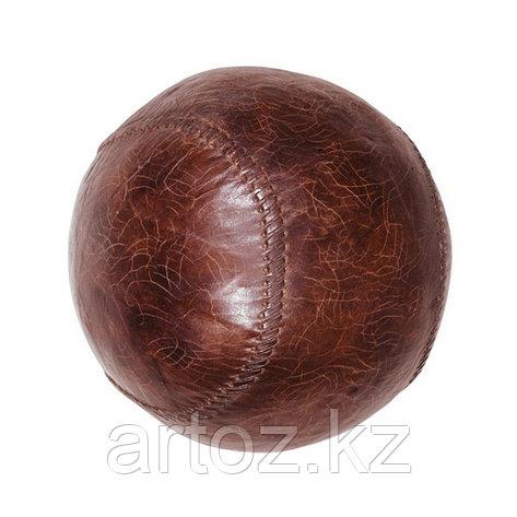 Теннисный мяч, кожаный огромный  Giant Tennis Ball, фото 2