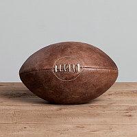 Мяч для регби, кожаный Rugby Ball