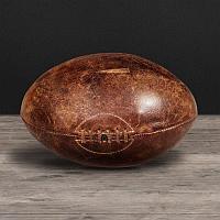 Кожаный мяч для регби, малый Rugby Ball Mini